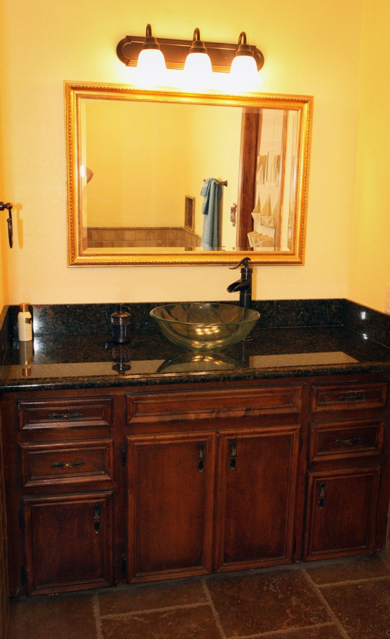 east tulsa ranch click thumbnails below to view full size pictures - Bathroom Cabinets Tulsa